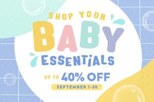Shop Your Baby Essentials