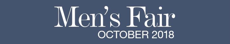 Men's Fair October 2018