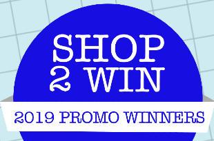 Shop 2 Win Promo Winners