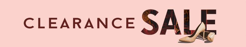 Clearance Sale up to 50% OFF