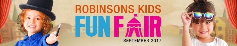 Robinsons Kids Fun Fair