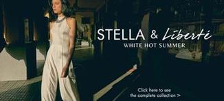 Stella & Liberte White Hot Summer