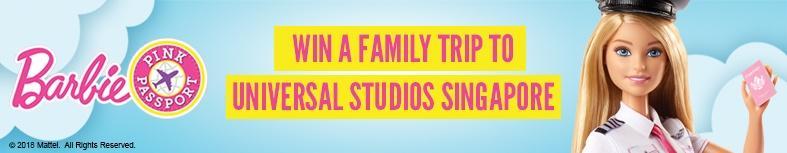 Barbie Family Trip Raffle Promo