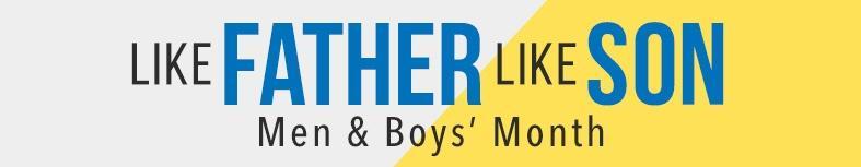 Men & Boys' Month