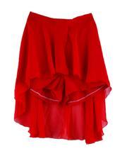 Layered Chiffon Skirt