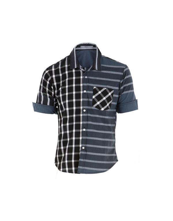 Sherman 3/4 Check Polo
