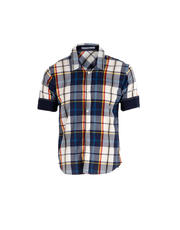 Sidney 3/4 Check Polo