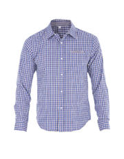 Swinton Longsleeves Check Polo