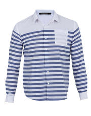 Striped Long Sleeves with Combi