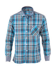 LS Plaid Chambrey Comb Shirt