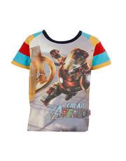 Roundnecl Raglan Shirt
