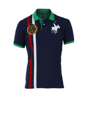 Dual Stripes Polo Shirt