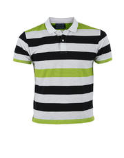 Penguin Stripes Polo