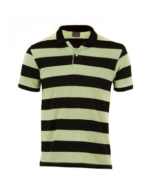 L/S Stripes Polo