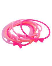 Rubber Beads Bracelet