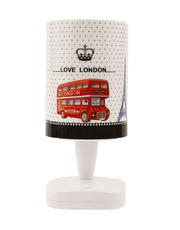 London Lamp with USB