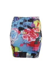Pencil Cut Flower Skirt