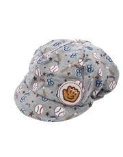 Hat Round with Garter