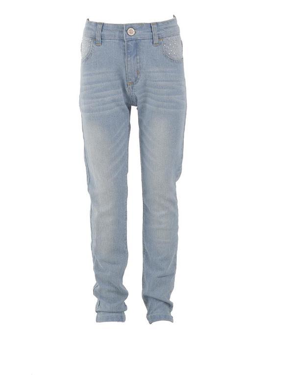 denim jeans w/ stones