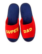 super dad bedroom slippers