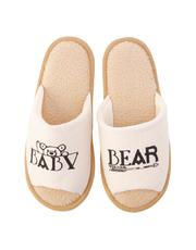 baby bear bedroom slippers