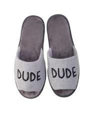 dude bedroom slippers